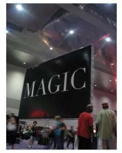 Magic Show Floor in Las Vegas