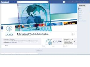 International Facebook Page