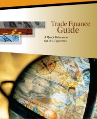 Cover image of the Trade Finance Guide 2008