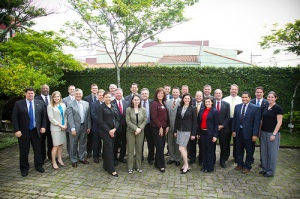The Brazil-U.S. Business Council and the Export Green Initiative host a trade mission to Brazil (Photo Ian Wagreich/U.S. Chamber of Commerce)