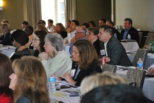 Attendees at the 2011 FCIB Annual Global Conference (Photo FCIB)