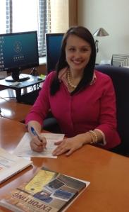 Deana Shick is an international trade specialist with the International Trade Administration.