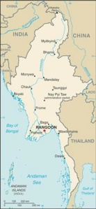 Burma could become the next market for your goods and services.