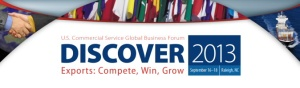 The Discover Forum will be held in Raleigh, NC, from Sept. 16-18.