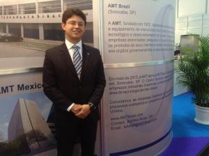 Achilles Arbex is the general manager of the Association for Manufacturing Technology's Sao Paulo Technology Center.