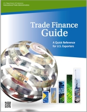 The Trade Finance Guide is a helpful guide for U.S. companies that want to learn the basics of trade finance.