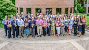 Business instructors from community colleges in 18 states attended MSU's business education program in June 2013.