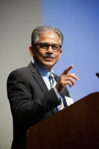 Ambassador Vinai Thummalapally is the Executive Director of the SelectUSA Program.