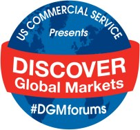 Logo. The DISCOVER Series is your business's link to expanding your exports all over the world.