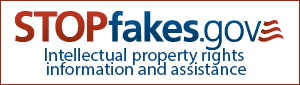 Stopfakes.gov is your portal to resources for protecting intellectual property.