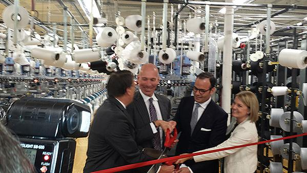 North Carolina Attracts Fdi In Manufacturing And Textiles