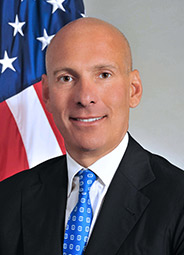 Under Secretary of Commerce for International Trade Stefan M. Selig