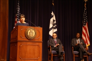 "U.S. Secretary of Commerce Penny Pritzker Presents U.S. Companies with President's ""E"" Award for Export Success"