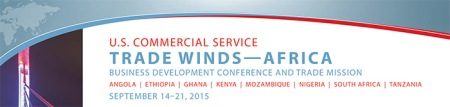 Trade Winds Africa Business Development Conference and Trade Mission