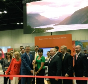 Secretary Pritzker Discusses Importance of Travel and Tourism Industry at IPW in Orlando