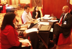 Glacial Lakes Energy in B2B meeting