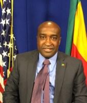 Omar Arouna,Benin Ambassador to the United States