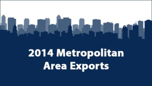 2014 Metropolitan Area Exports