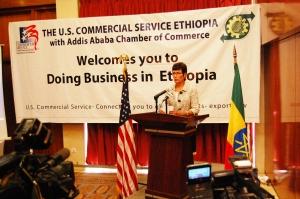 Ambassador to Ethiopia