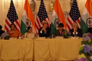 U.S. Secretary of Commerce Penny Pritzker Co-Chairs First-Ever U.S.-India Strategic and Commercial Dialogue
