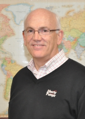 John DeLuca, International Sales Manager at Liberty Pumps, Inc.