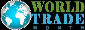 World Trade Month logo