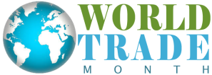 World Trade Month logo