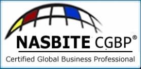 NASBITE CGBP – Certified Global Business Professional – Credential Logo
