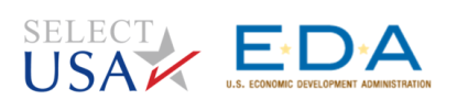 SelectUSA and EDA slogans